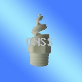 Spiral nozzle in Teflon